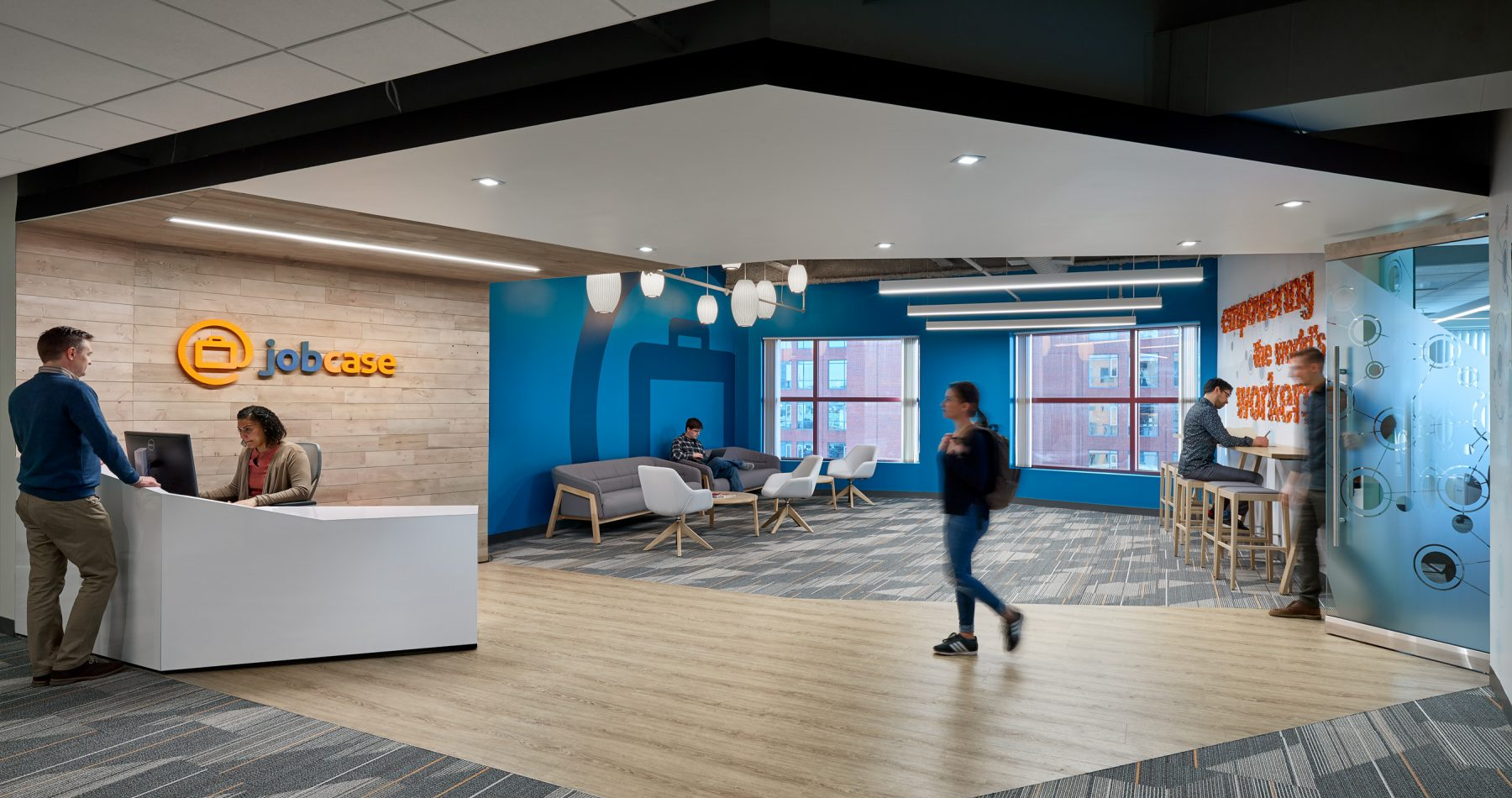 Fusion Jobcase Lobby Overall Small